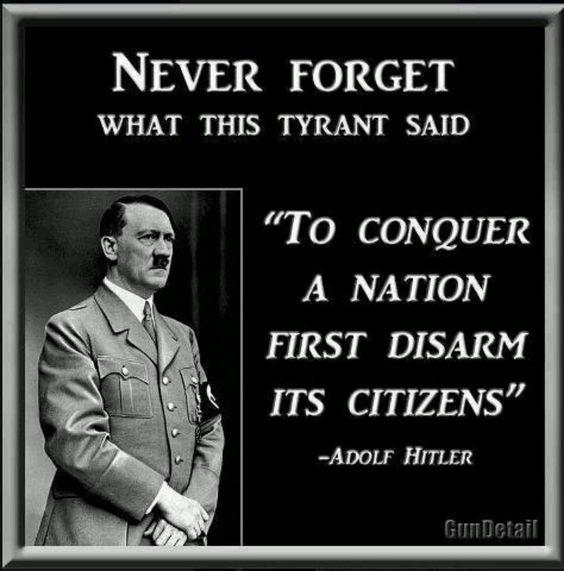 Gun control: