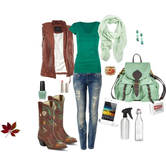 day trip? hiking?, created by erin04 on Polyvore