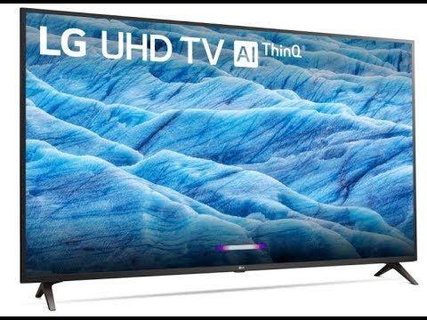 Latest Lg 43um7300pua 43 Uhd Hdr 4k Smart Ips Led Tv 2019 Model