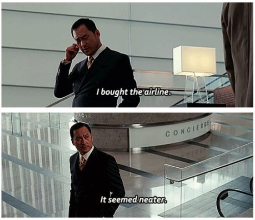 Image via We Heart It https://weheartit.com/entry/100129972 #money #movie #neat #saito #inception #kenwatanabe #iboughttheairline