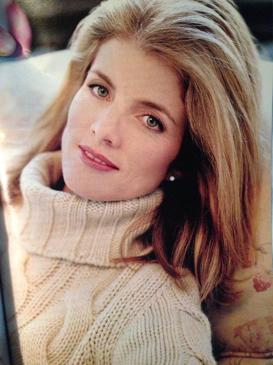 Caroline Kennedy, the only surviving member of Camelot.