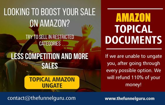 Amazon Topical Documents