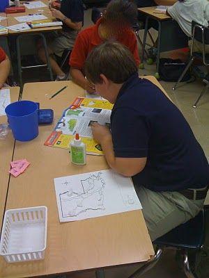 Louisiana Fourth Grade Teacher Blog