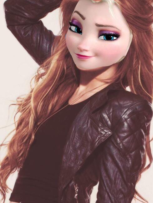Elsa real life