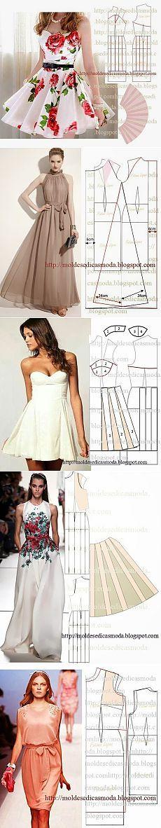 Costure vestidos: