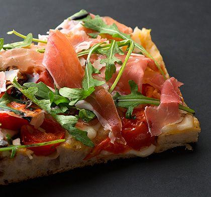 Bottega Romana. 60 rue de la boetie. 75008. Pizza a la coupe sur place, à emporter ou livraison à domicile