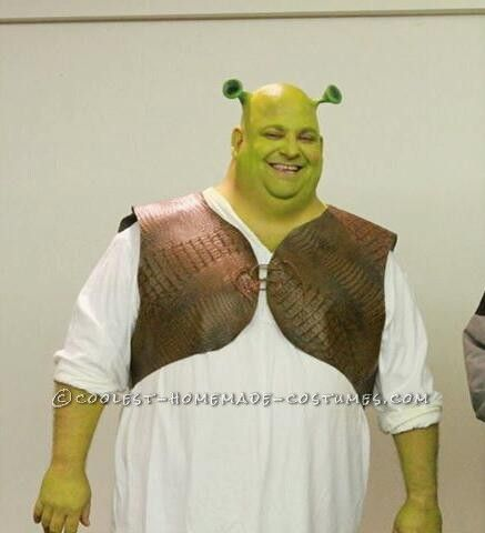 Couple Halloween Costumes Shrek And Costumes On Pinterest  sc 1 st  Meningrey & Homemade Shrek Costumes - Meningrey