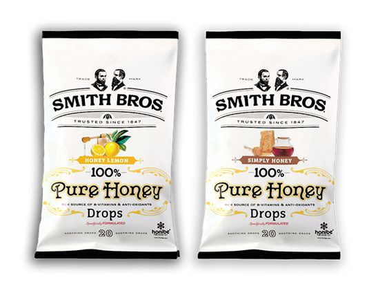 Smith Brothers Cough Drops Redesign on Behance