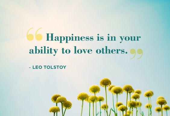 Leo Tolstoy quote
