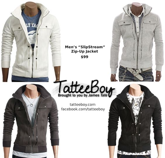TatteeBoy is a Philadelphia based online men's clothing store ...