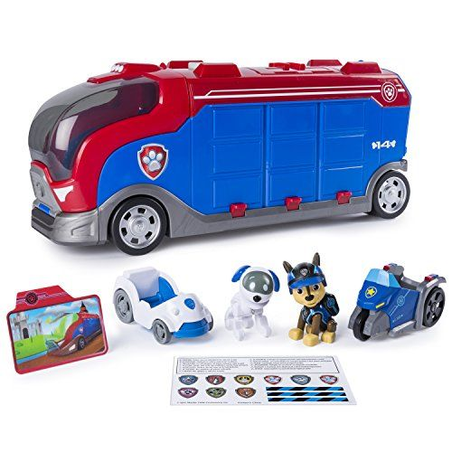 Spin Master Paw Patrol Paw Patroller Moneypug With Images