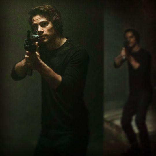 Dylan O'brien for American Assassin   Teen Wolf   Pinterest American Assassin