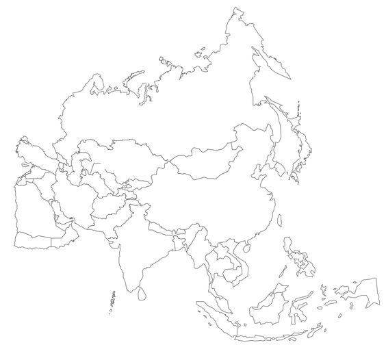 Geo-Map-Asia-Contourpng (1606×1444) Geography Pinterest - geographic preference