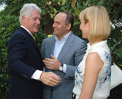 Ukraine and the Clinton-Pinchuk Connection. Reeping the Spoils of Regime Change  By Manlio Dinucci Global Research, March 20, 2014 ilmanifesto.it Region: Russia and FSU, USA Theme: Global Economy In-depth Report: UKRAINE REPORT