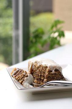 Bolo gelado de chia | 27 deliciosos bolos de geladeira que não passam nem perto do seu forno