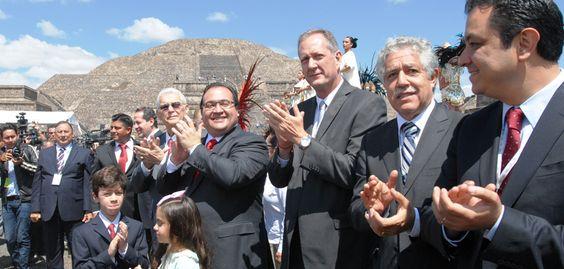 En su calidad de Presidente del Comité Organizador de los XXII JCC, el Ejecutivo estatal comentó que esta competencia trasmitirá la fortaleza, la unidad, la libertad y el país próspero por el que hoy avanzamos los mexicanos.