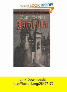 Dracula (Dover Thrift Editions) (9780486411095) Bram Stoker, Dover Thrift Editions , ISBN-10: 0486411095  , ISBN-13: 978-0486411095 ,  , tutorials , pdf , ebook , torrent , downloads , rapidshare , filesonic , hotfile , megaupload , fileserve