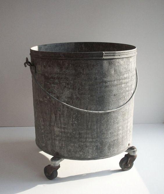 Pinterest the world s catalog of ideas for Galvanized well bucket