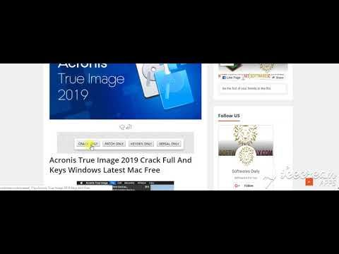 Acronis True Image 2019 Free And Latest Full Acronis True Image Try It Free True