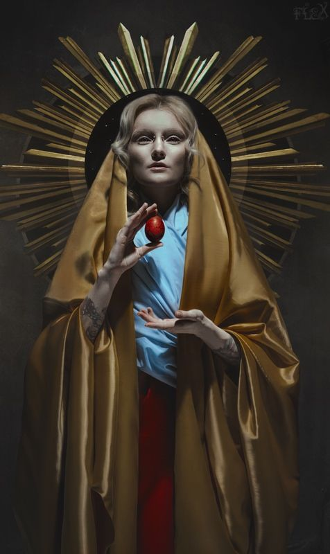 Maria Magdalena by FlexDreams on DeviantArt