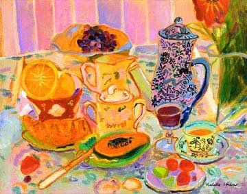 Pierre Bonnard (18th-19th C.) He knew how to use color! Adore his work.