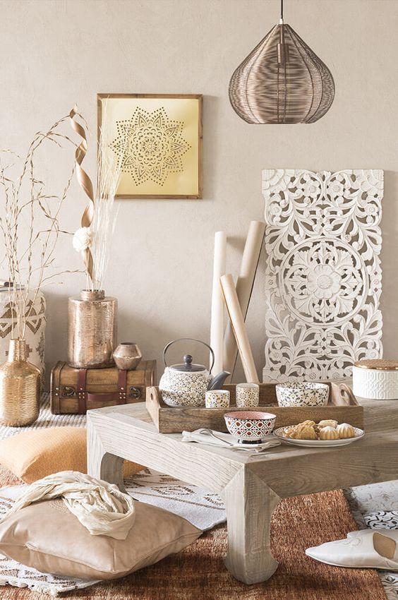 Tendencia decorativa Gypset - Inspiración Oriente | Maisons du Monde