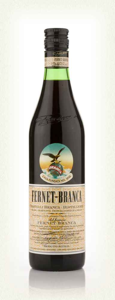 Fernet-Branca (39%)