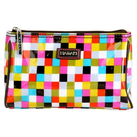I pinned this Large Cubes Carryall from the Hadaki event at Joss and Main!