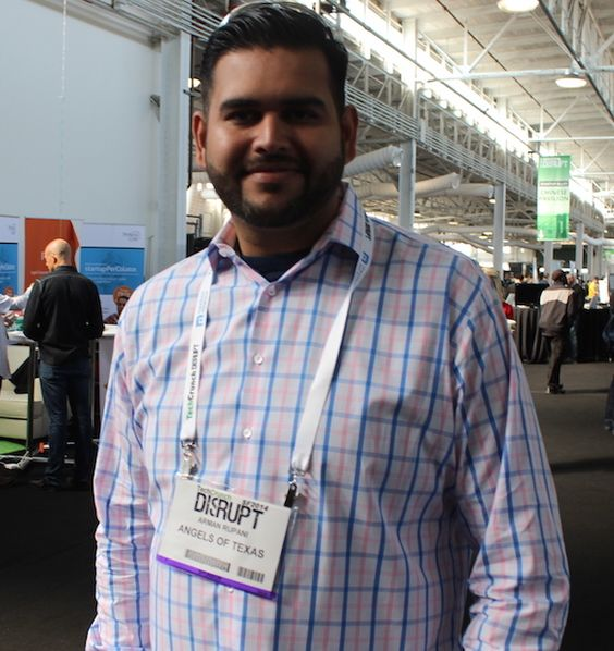 Angels of Texas at TechCrunch Disrupt 2014