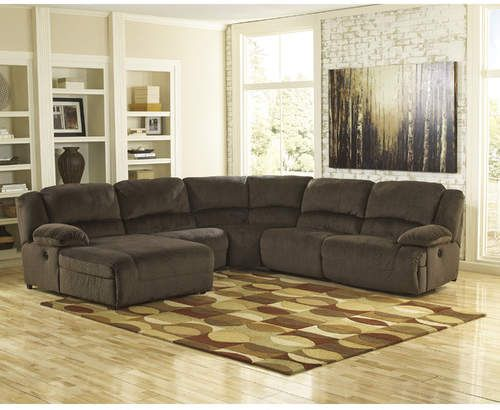 Alcott Hill Malta Reclining Sectional Sectional Sofa With Chaise Sectional Sofa With Recliner Reclining Sectional