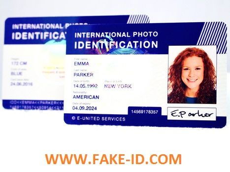 Buy Fake ID Online, Photo ID, National ID with Holograms ID