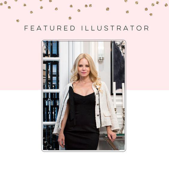 Illustration Boutique Featured Illustrator | Wendy Buiter