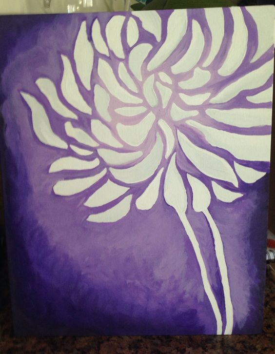 Thought I would try a purple background .... Hmmm