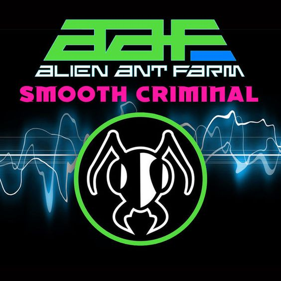 Alien Ant Farm – Smooth Criminal (single cover art)