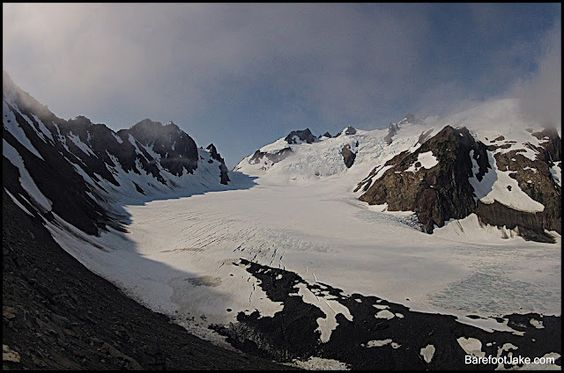 Blog: Backpacking the Blue Glacier of Mt. Olympus