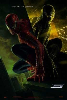 """Homem-Aranha 3"" (Spider-Man 3 - 2007)"