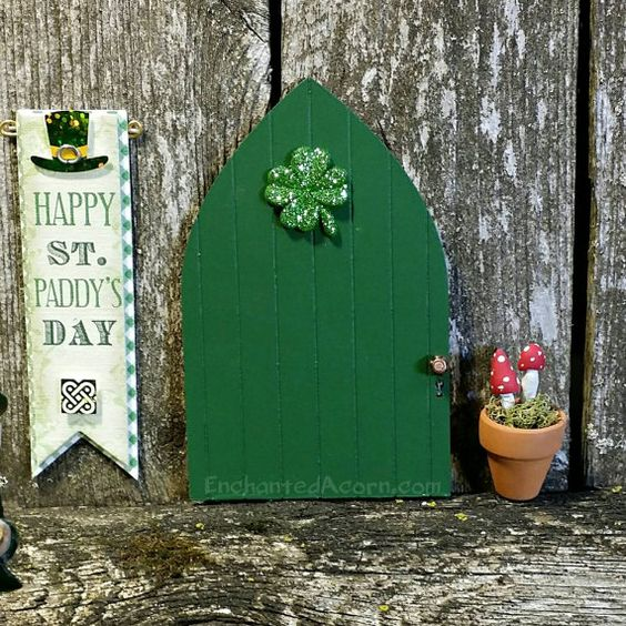 Pinterest the world s catalog of ideas for Irish fairy door ideas