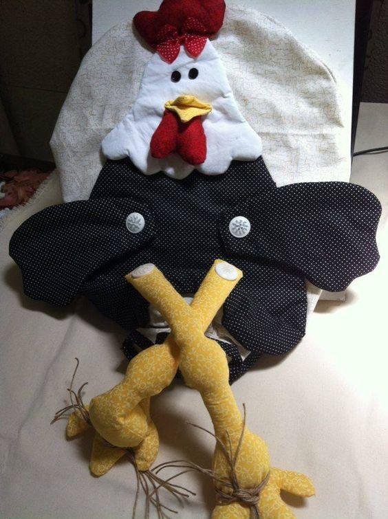 Puxa saco da galinha