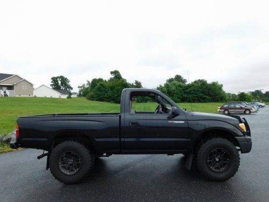 Cars for Sale Used 1998 Toyota Tacoma in 4x4 Regular Cab