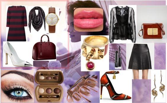 """Fashion Street II"" by yesida-yayi ❤ liked on Polyvore"