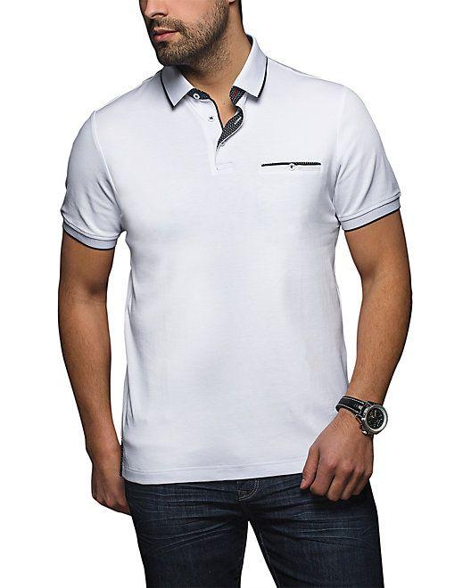 Au Noir Polo Shirt #Sponsored #Noir, #spon, #Au, #Shirt | Mens ...
