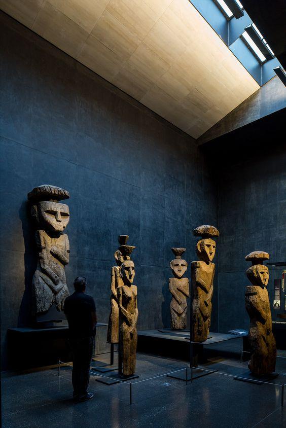 Museo Chileno de Arte Precolombino Sehenswürdigkeiten Santiago de Chile