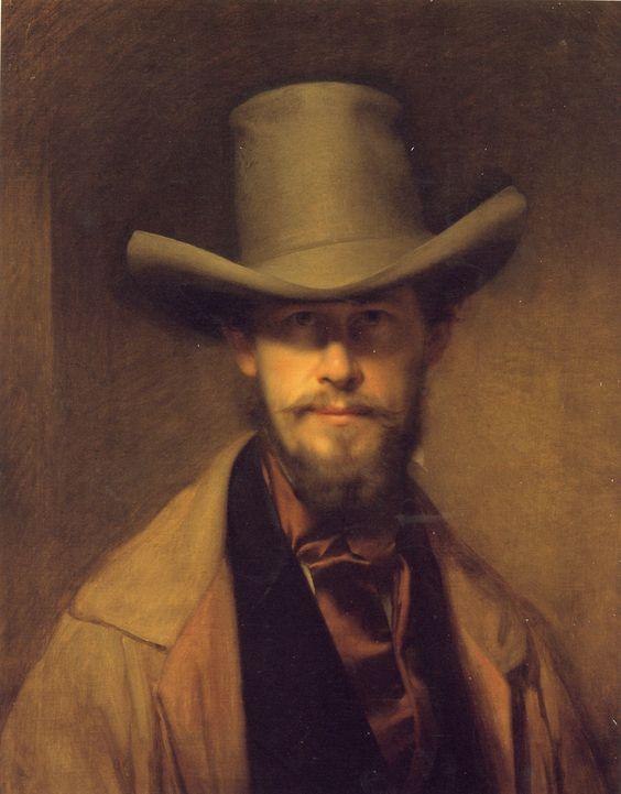 Autorretrato de Franz Eybl