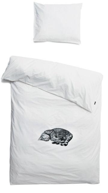 Snurk Beddengoed Ollie 140x240cm | Klevering