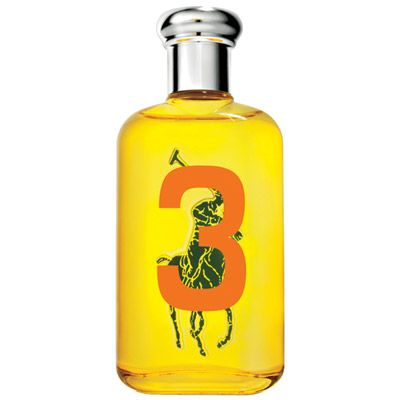 Polo Big Pony Yellow nº.3 EDT 100ml - Feminino