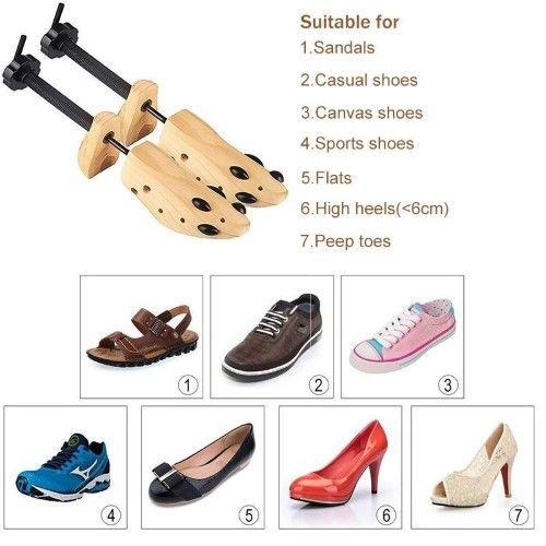Wooden Shoe Stretcher Shoe Stretcher Wooden Shoes Boot Stretcher