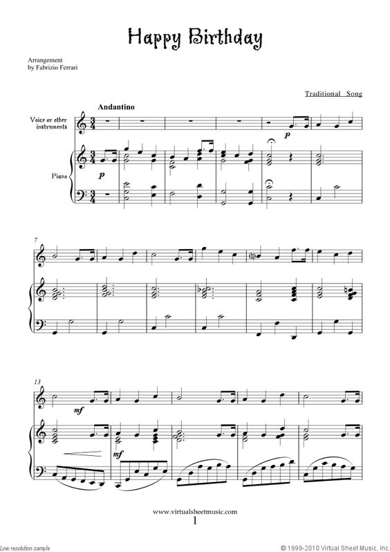 Piano piano chords happy birthday : Violin : happy birthday violin chords Happy Birthday plus Happy ...