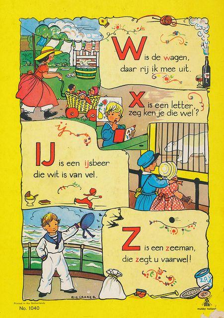 Rie Cramer ABC - W Y Z: