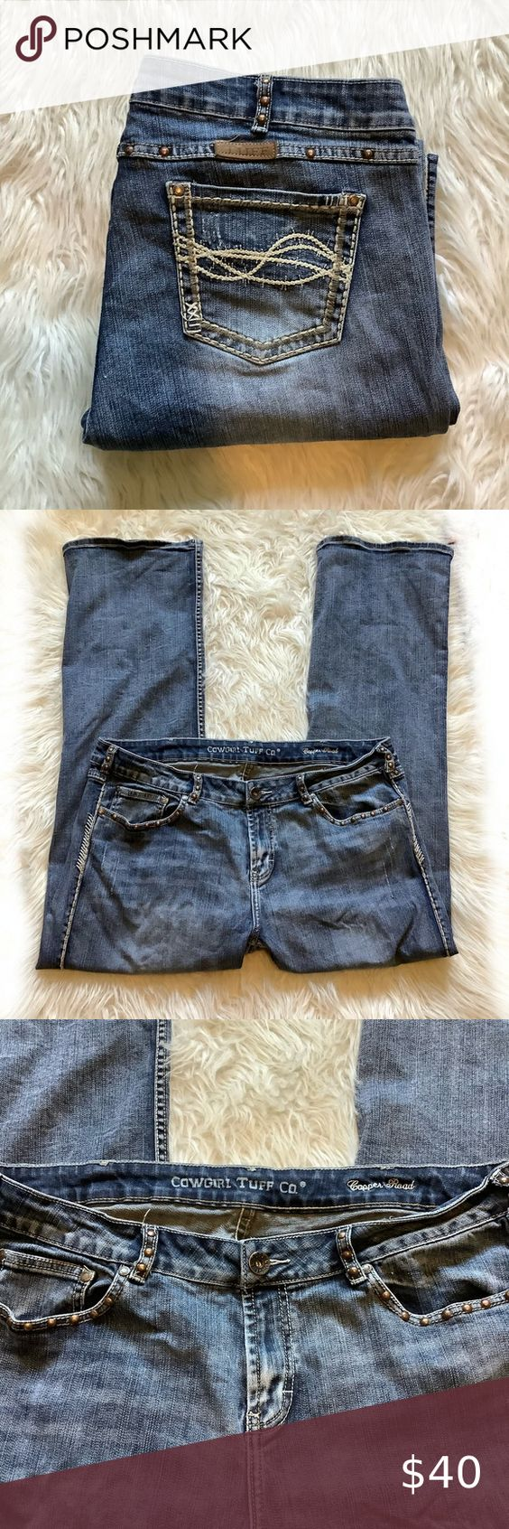 Cowgirl Tuff Copper Road Jeans Size 36 Cowgirl Tuff Jeans Cowgirl Tuff Women Jeans
