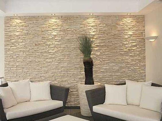 stacked veneer interior wall cladding ideas